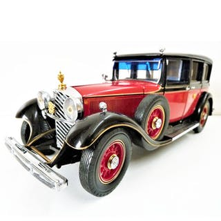 Franklin Mint - 1:24 - Mercedes Benz 770K Kaiser Hirorito...