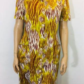 Emanuel Ungaro - Dress - Size: EU 40 (IT 44 - ES/FR 40 - DE/NL 38)