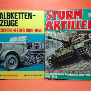 Deutschland - Panzertruppen - Buch