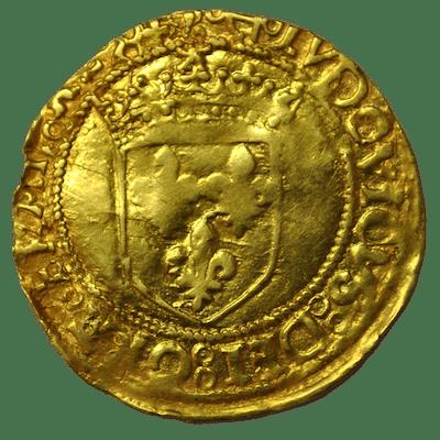 France - Louis XII (1498-1515) - Ecu d'or au soleil (Bayonne) - Or