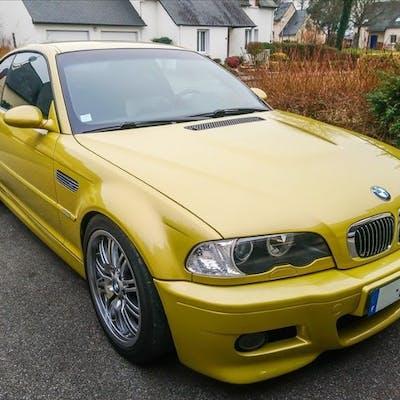 BMW - M3 (E46) - 2002