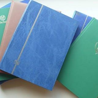Österreich - Sammlung in Alben