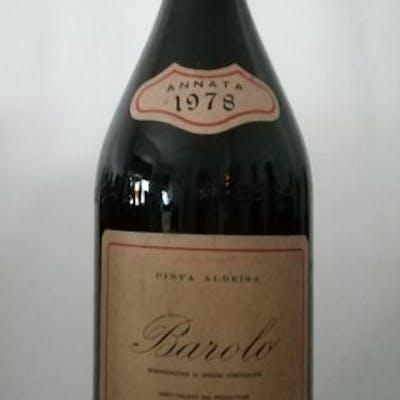 1978 Aurelio Settimo , Barolo - Piedmont - 1 3.780