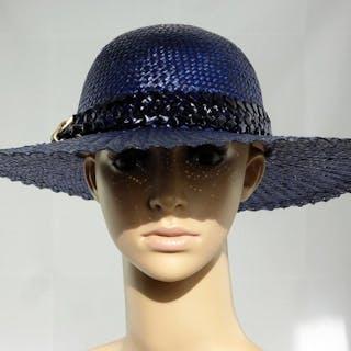 86ad82fc Borsalino - summer rafia banano floppy hat - Nuovo! Hat
