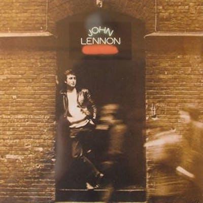 Jurgen Vollmer (1939-) - John Lennon, 'Rock 'n' Roll