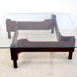 Paolo Portoghesi - Poltronova - Tavolino da salotto - Levogiro
