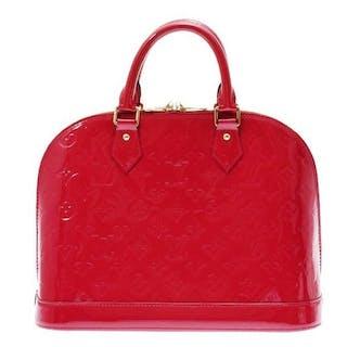 Louis Vuitton - Alma Vernis Handbag