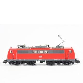 Fleischmann H0 - 4346 - Elektrolokomotive - BR 111 verkehrsrot