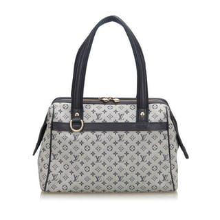 Louis Vuitton - Monogram Mini Lin Josephine PM Shoulder Bag