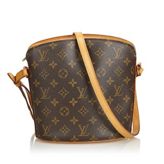 Louis Vuitton - Monogram Drouot Crossbody Bag