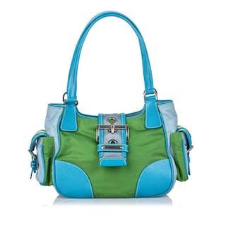 Prada - Nylon Shoulder Bag Shoulder Bag