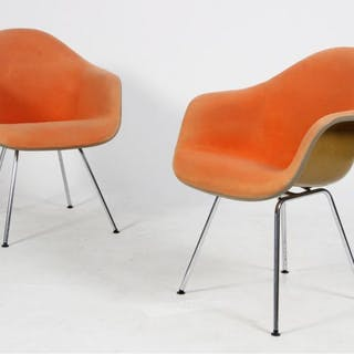 Charles Eames, Ray Eames - Herman Miller - Armchair (2) - DAX