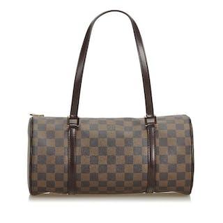 Louis Vuitton - Damier Ebene Papillon 30 Handbag
