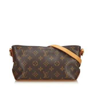 Louis Vuitton - Monogram Trotteur Crossbody Bag