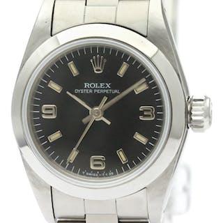 Rolex - Oyster Perpetual - 67180 - Women - .