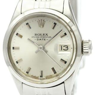 Rolex - Oyster Perpetual Date - 6516 - Women - .