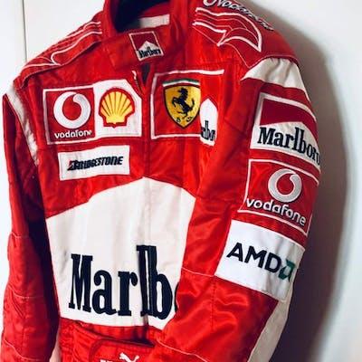 Ferrari - Formula Uno - Pit Crew Suit - 2006 - Abbigliamento di squadra