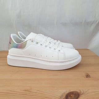 f47ed4438 Alexander MqQueen Sneakers - Size: 39