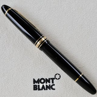 503f486bc48b3 Montblanc - Fountain pen - Masterpiece 146 - 1994 - very rare