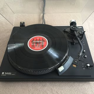 Technics - SL-2000 Direct Drive - Turntable