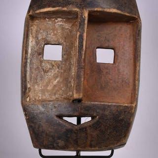 Mask - Wood - Ituri - DR Congo
