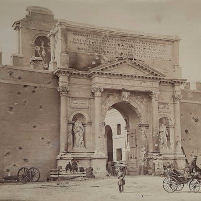 Attributed to Gioachino Altobelli (1814-1878) o Ludovico...