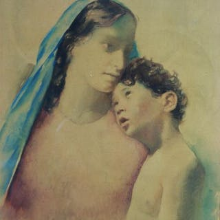 Rafael Estrany Ros (1884-1958) - Maternidad
