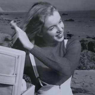 William J. Carroll (1915-2014)/Christie's - Marilyn Monroe, 1945