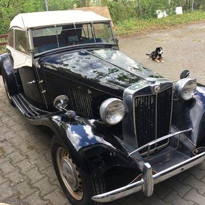 MG - TD- 1953
