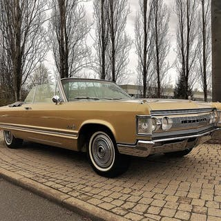 Chrysler - Imperial Crown Convertible - 1967