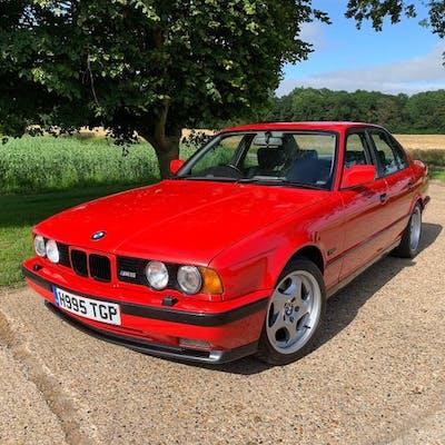 BMW - M5 (E34) - 1990