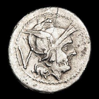 Repubblica romana - Quinarius - Anonymous issue