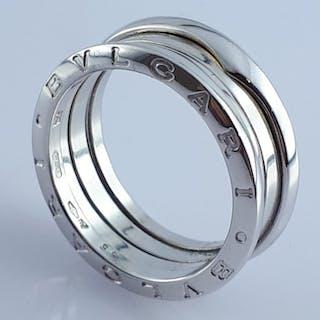 Bvlgari - 18 kt. White gold - B.Zero1 Ring