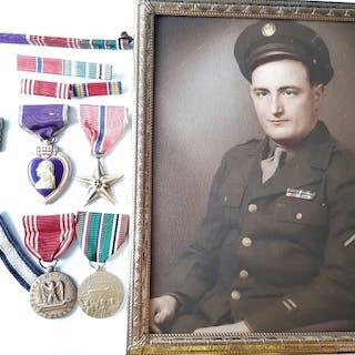 Estados Unidos - Ejército/Infantería - Galardón
