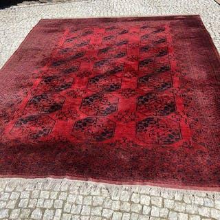 Afghan - Carpet - 365 cm - 290 cm
