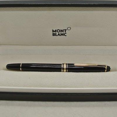 Montblanc - Montblanc Meisterstuck 144 - Classique Gold...