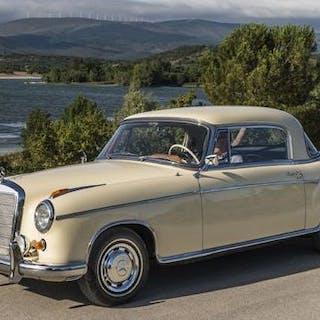 Mercedes-Benz - 220 SE Coupe - 1960