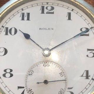 Rolex -Pocket Watch- Men - 1901-1949