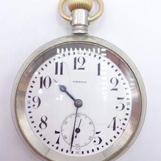 Omega- taschenuhr NO RESERVE PRICE - 4257618 - Herren - 1901-1949