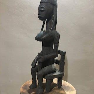 Figura (1) - Madera - Bambara - Mali
