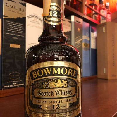 Bowmore 12 years old - b. 1980s - 70cl