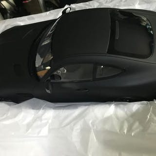 Premium Classixxs - 1:12 - Mercedes Benz AMG GT - matte black