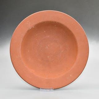Ancient Roman Terracotta TERRA SIGILlATA PLATE - 250mm