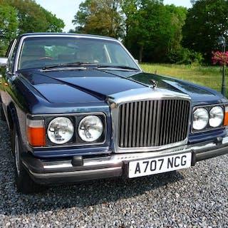 Bentley - Mulsanne Turbo R - 1984