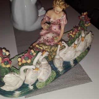 C Mollica - Figurine(s) - Ceramic