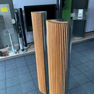 B&O - Beolab 8000 Oak wood beolab 18 design + 6 MONTH WARRANTY - Speaker set