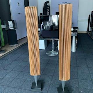 B&O - Beolab 8000 Oak wood beolab 18 design - Speaker set