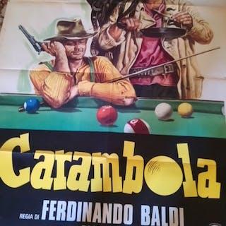 Collection de 63 affiches de cinéma - Sorties italiennes...
