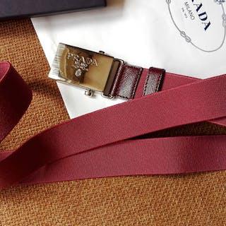 Prada - Mai usata, in confezione regalo -Belt