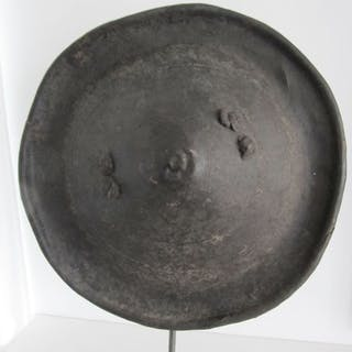 Shield - Hippopotamus leather - Oromo - Ethiopia